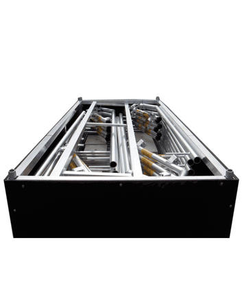 Roof Safety System Transportation Box 4